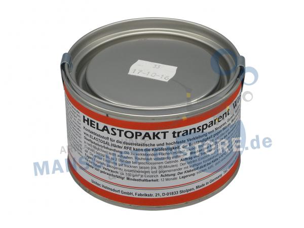 Neoprenklebstoff HELASTOPAKT-transparent - 300g