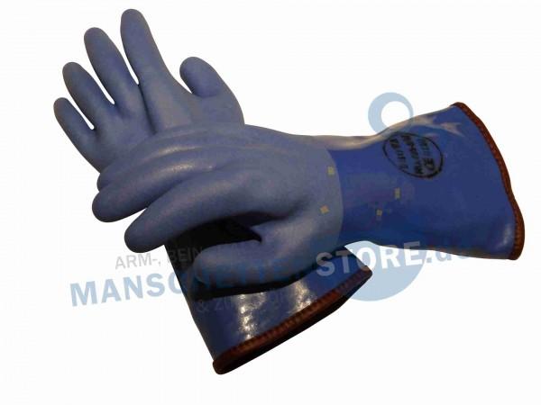 1 Paar Trockentauchhandschuhe mit Innenfutter Größe 9/L