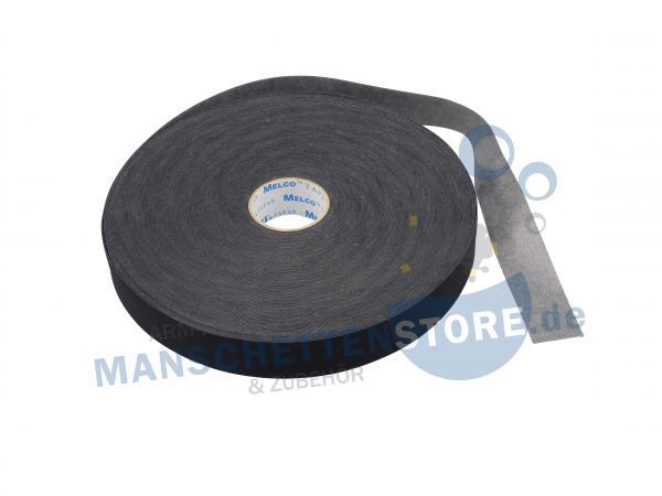 25mm Melco Tape T-5000 Abdeckband für Neopren zum Aufbügeln