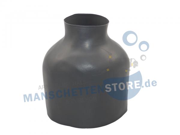 Latex Hals Manschette DP4910 Series Größe XL