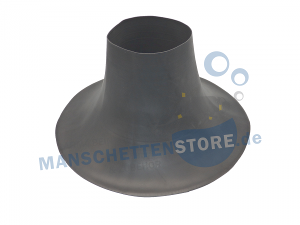 Latex Hals Manschette contor Series S