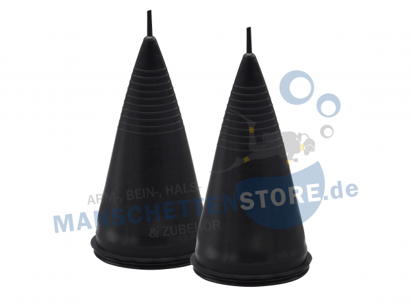 1 Paar DUI Zip Seal Silikon Armmanschetten