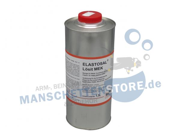 Reiniger und Verdünnung ELASTOSAL Lösit MEK 1,5l